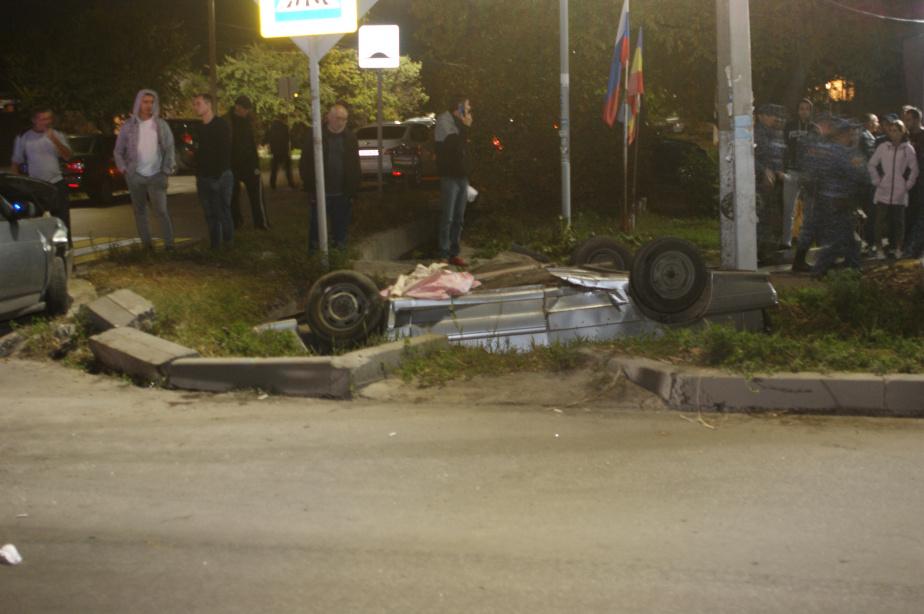 В Батайске две пассажирки после ДТП на К. Цеткин и Октябрьской находятся в тяжёлом состоянии