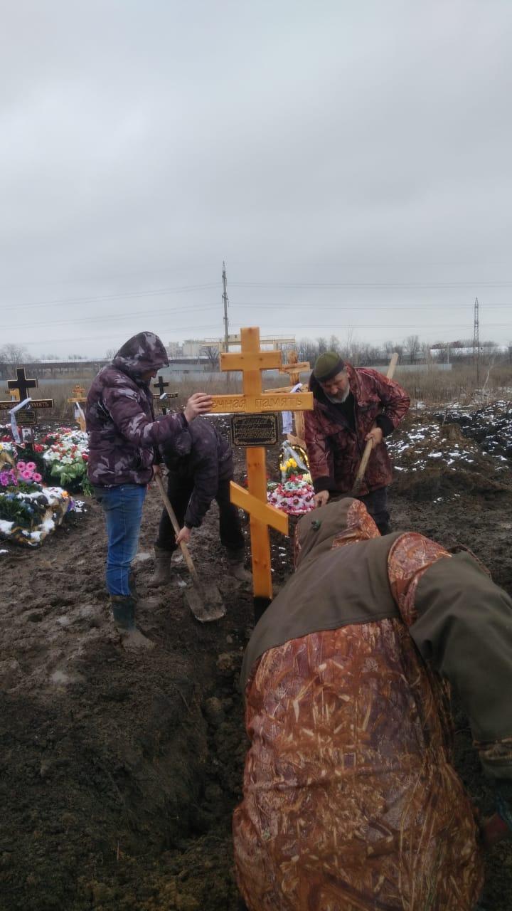 В Батайске похоронили последнего гражданина СССР Бориса Колобова