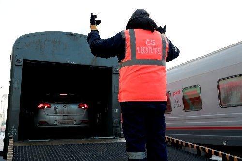 ИзРостова вАдлер отправится 1-ый поезд свагоном автомобилевозом