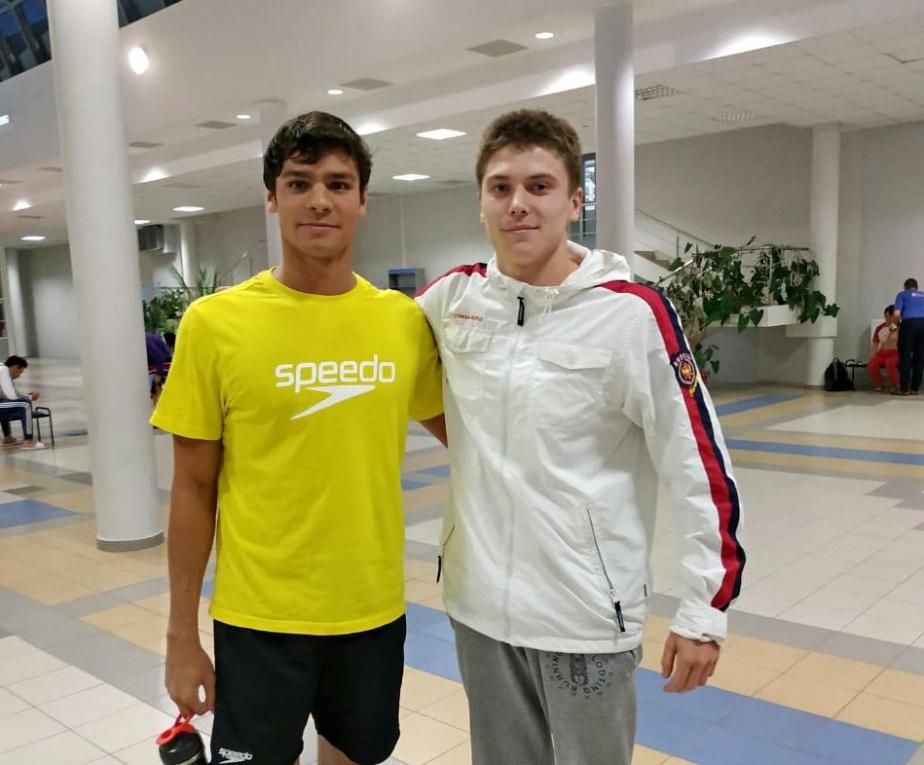 Пловцы из Батайска отлично выступили в составе сборной Ростовской области
